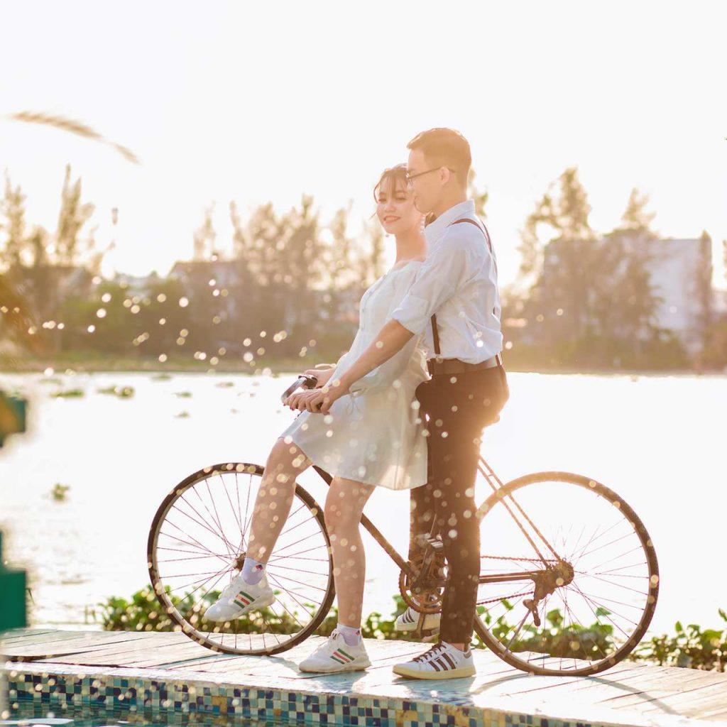 Bí quyết chụp ảnh cưới tiết kiệm (Ảnh 9)