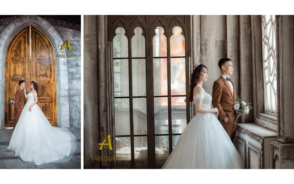 Ảnh cưới Hàn Quốc tại Ahihi Studio - Ảnh 3