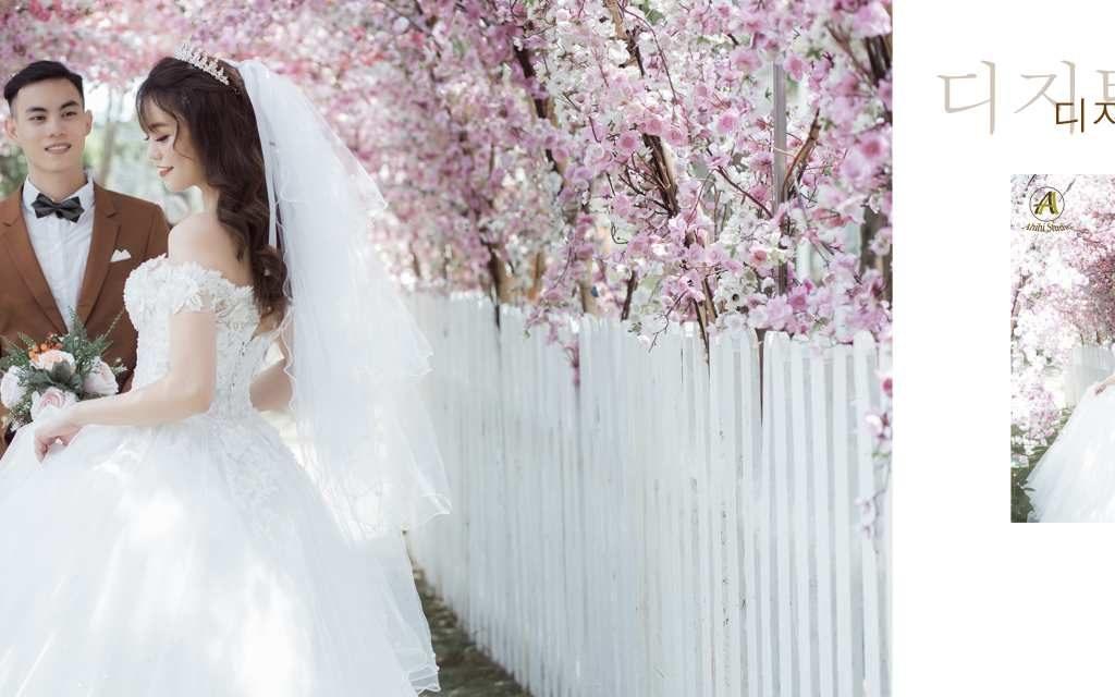 Ảnh cưới Hàn Quốc tại Ahihi Studio - Ảnh 2
