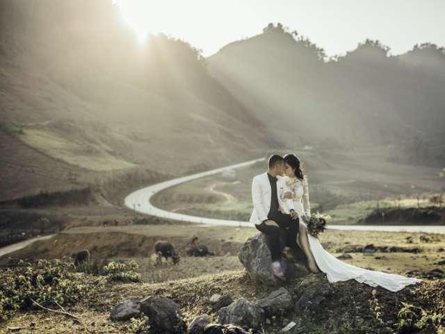 Chụp hình cưới theo phong cách nào thì đẹp - hình ảnh 4
