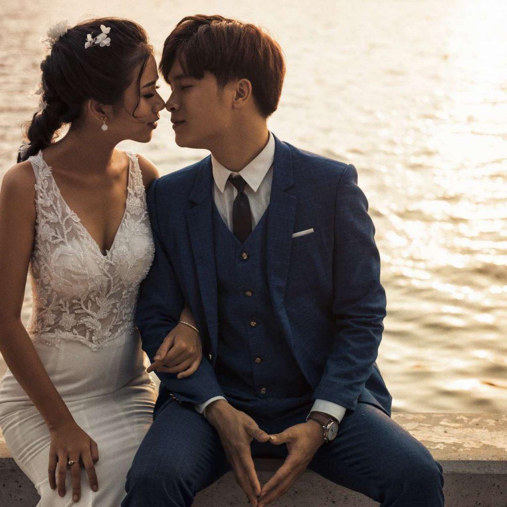 Chụp hình cưới theo phong cách nào thì đẹp - hình ảnh 1