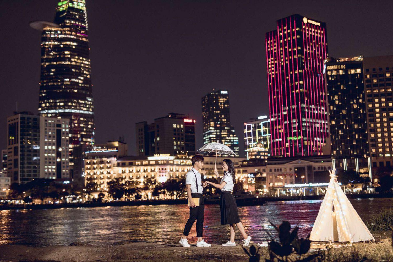 Studio chụp ảnh cưới đẹp ở TPHCM 01