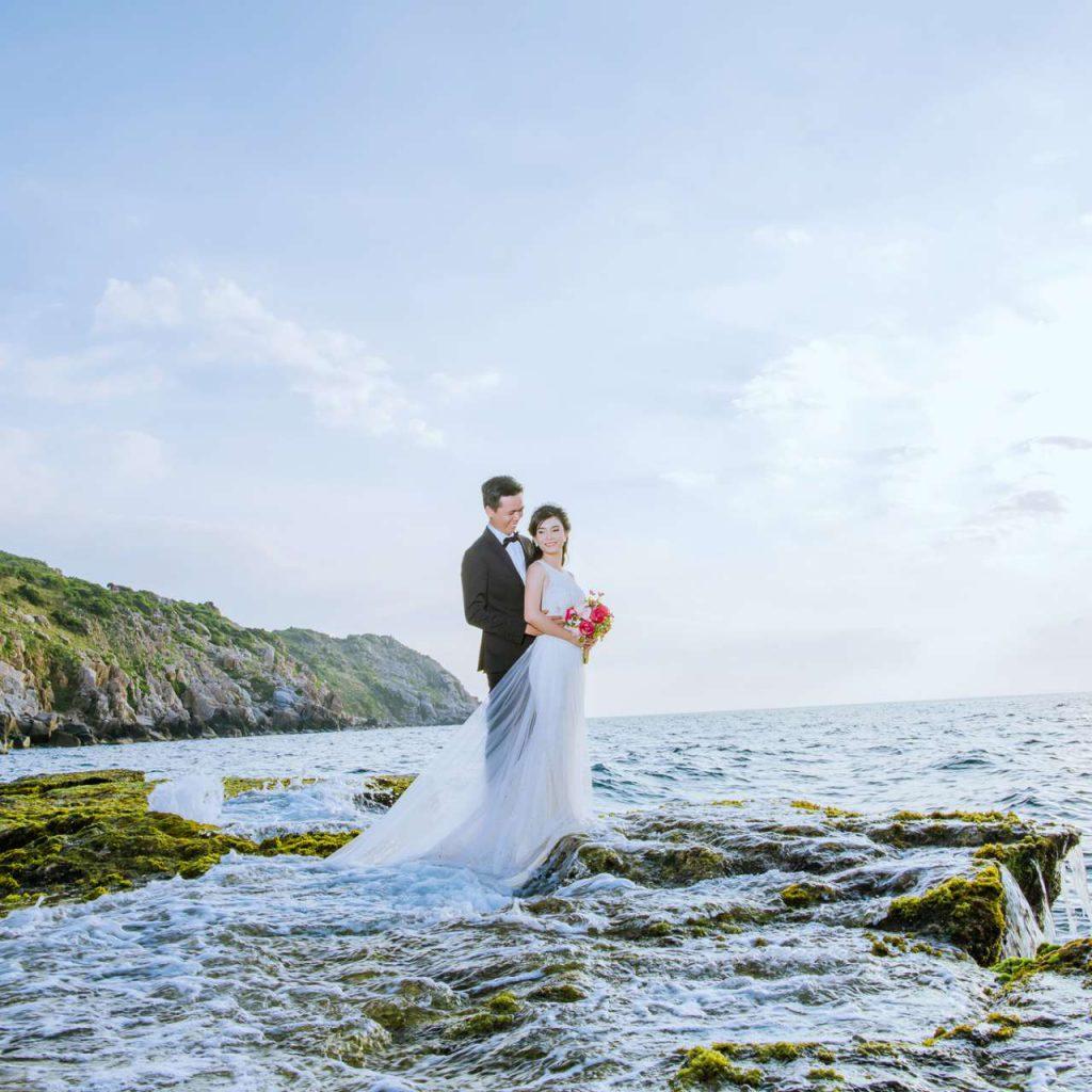 Chụp ảnh cưới nên tạo dáng như thế nào thì đẹp - hình ảnh 2