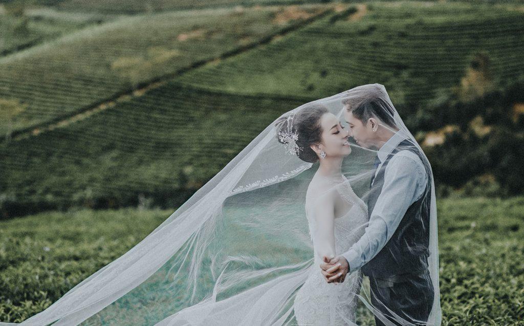 Chụp hình cưới theo phong cách nào thì đẹp - hình ảnh 2