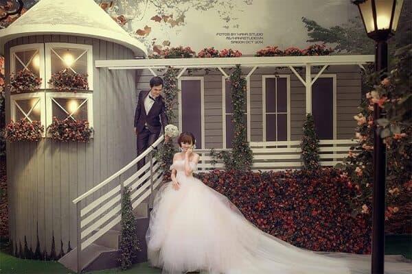 10 phim trường chụp ảnh cưới đẹp nhất TPHCM - hình ảnh 8