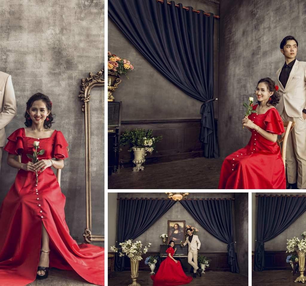 Dịch vụ cưới trọn gói của Ahihi Studio (Ảnh 2)