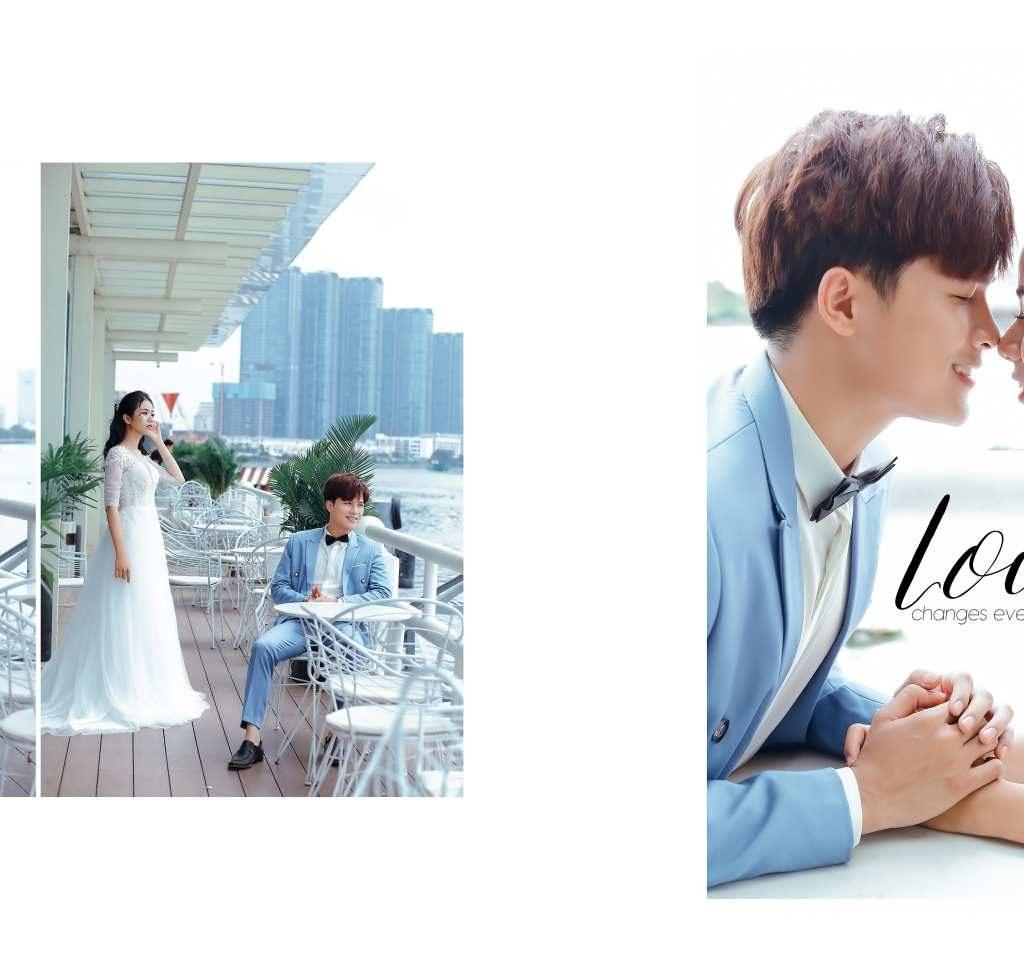 Dịch vụ cưới trọn gói của Ahihi Studio (Ảnh 1)
