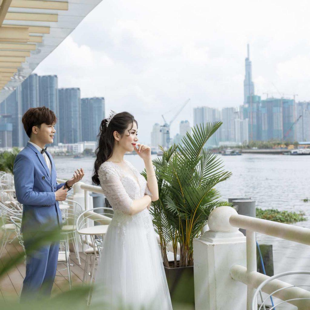 Bí quyết chụp ảnh cưới tiết kiệm (Ảnh 5)