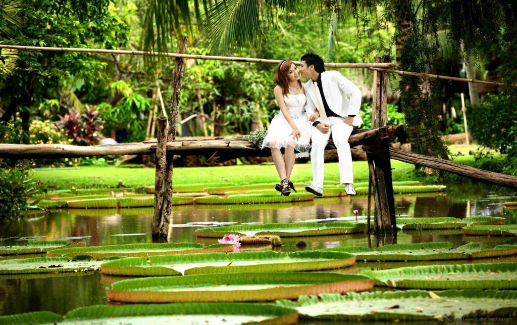 Chụp hình cưới ở đâu đẹp TPHCM - Ảnh 27