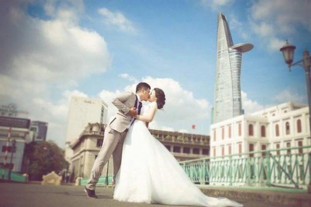 Chụp hình cưới ở đâu đẹp TPHCM - Ảnh 8