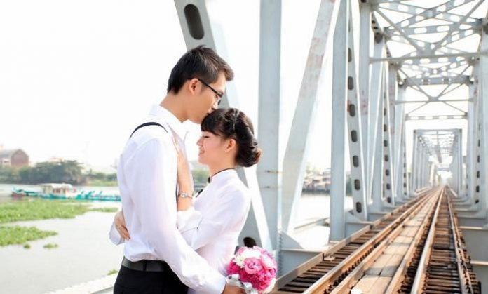 Chụp hình cưới ở đâu đẹp TPHCM - Ảnh 10