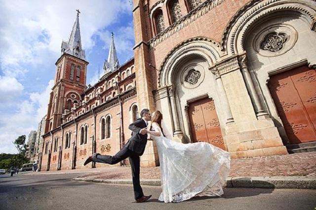 Chụp hình cưới ở đâu đẹp TPHCM - Ảnh 3