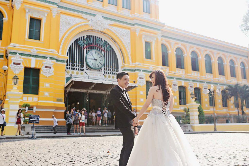 Chụp hình cưới ở đâu đẹp TPHCM - Ảnh 6