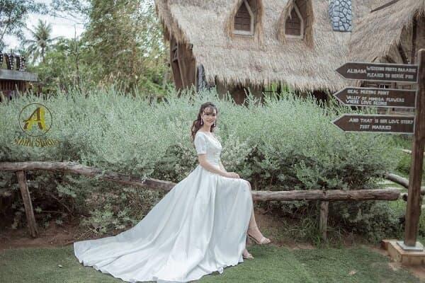 Gói chụp ảnh cưới phim trường tại TPHCM của Ahihi Studio - hình ảnh 4