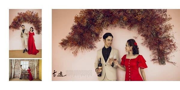 Gói chụp ảnh cưới phim trường tại TPHCM của Ahihi Studio - hình ảnh 5