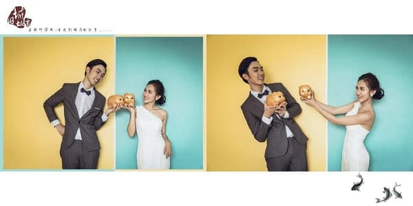 Gói chụp ảnh cưới phim trường tại TPHCM của Ahihi Studio - hình ảnh 7
