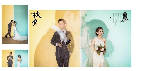 Gói chụp ảnh cưới phim trường tại TPHCM của Ahihi Studio - hình ảnh 8