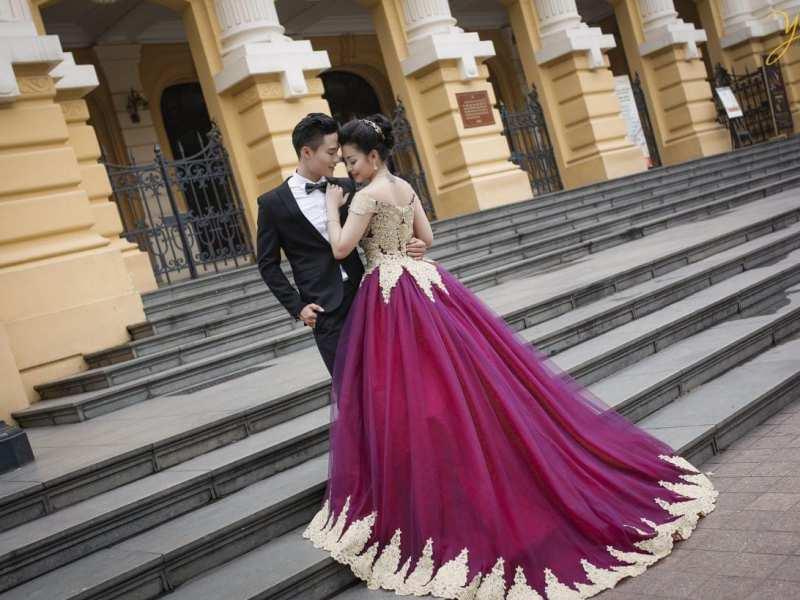Chụp hình cưới ở đâu đẹp TPHCM - Ảnh 21