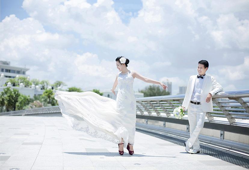 Chụp hình cưới ở đâu đẹp TPHCM - Ảnh 31