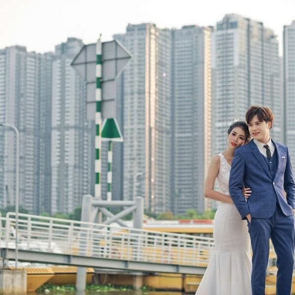 Top 6 phim trường chụp hình cưới đẹp tại TPHCM - hình ảnh 1