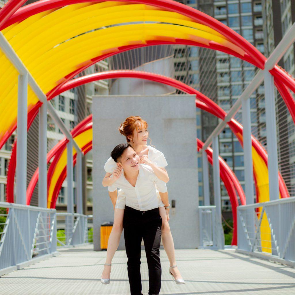 Ảnh Cưới Ngoại Cảnh Sài Gòn - Hình ảnh 23