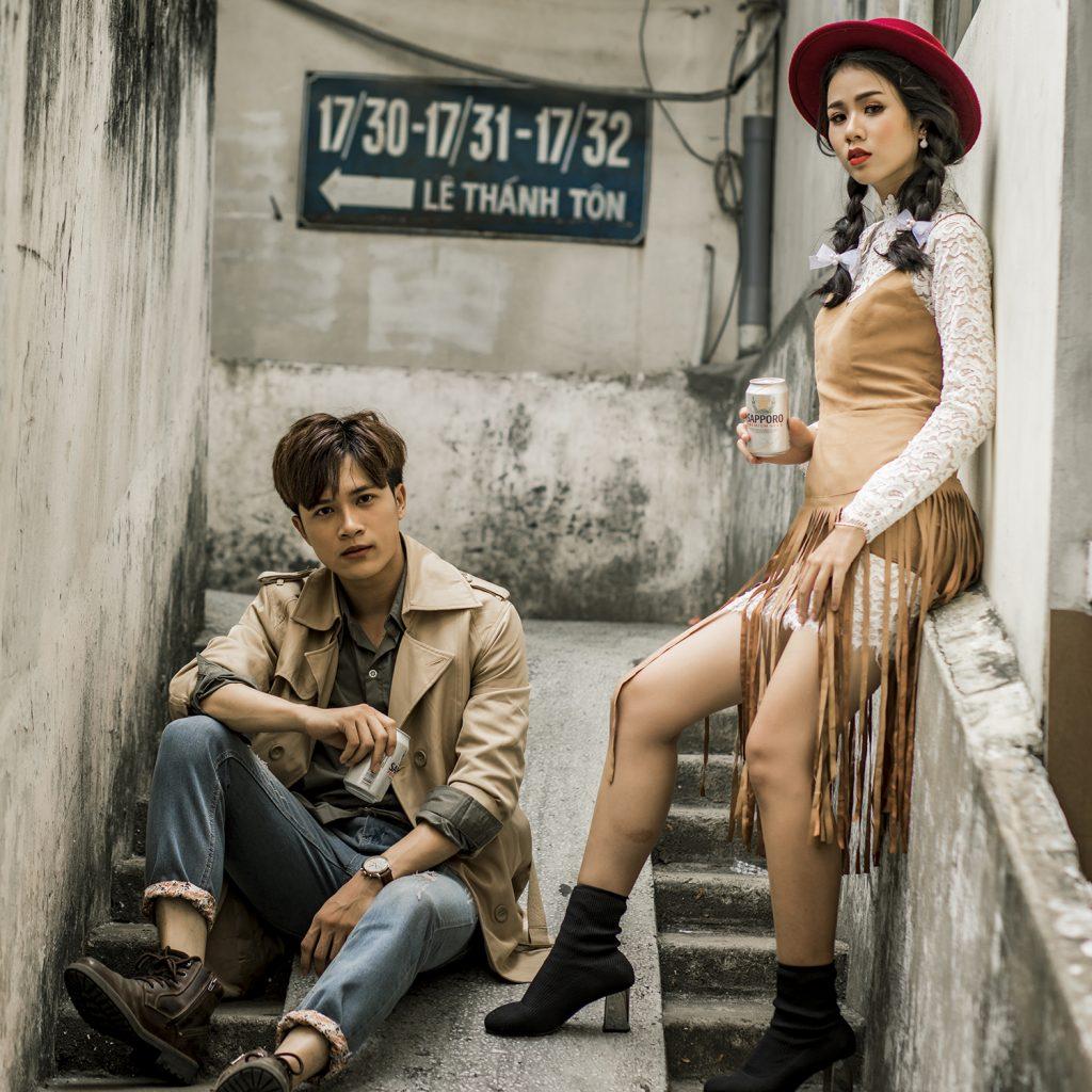 Ảnh Cưới Ngoại Cảnh Sài Gòn - Hình ảnh 25