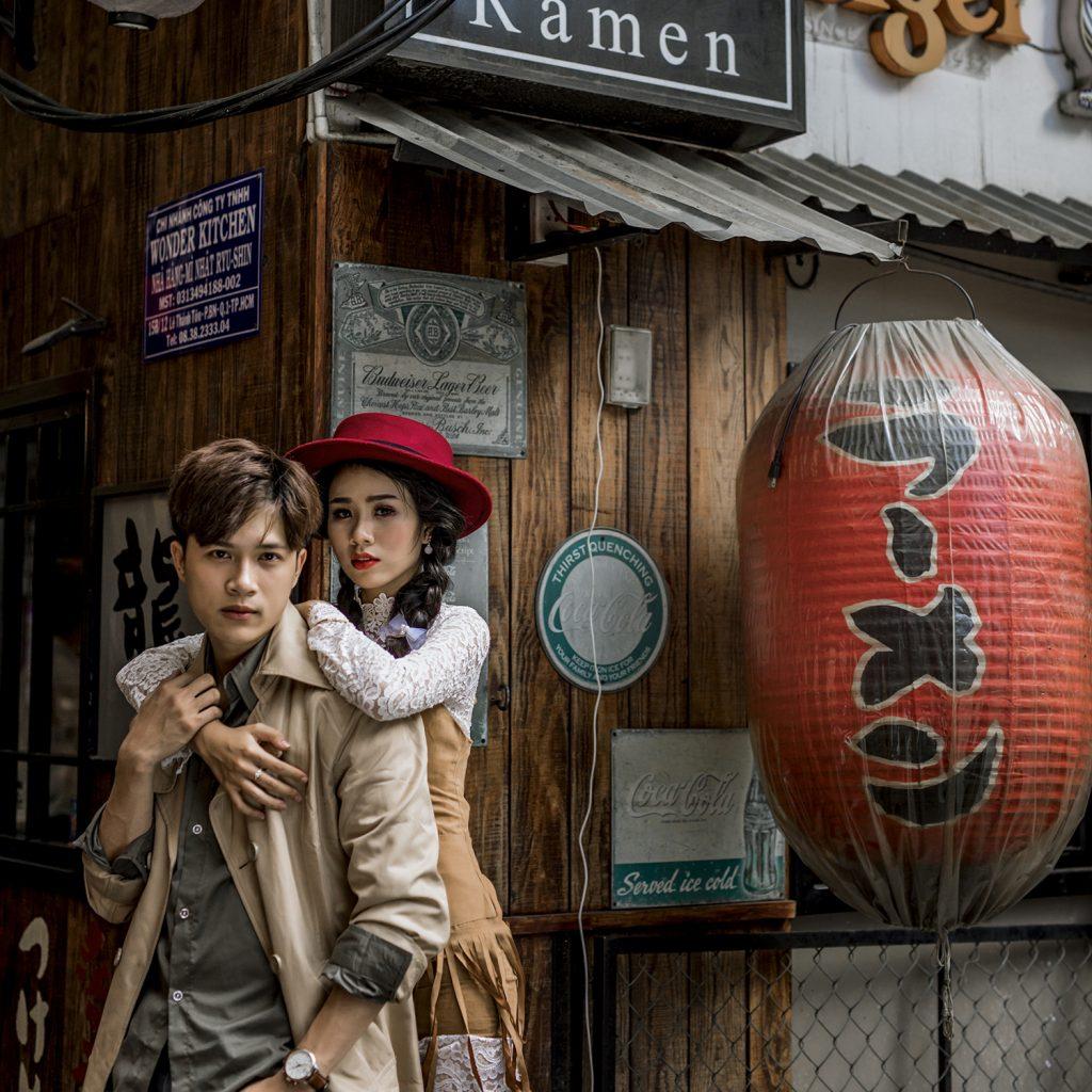 Ảnh Cưới Ngoại Cảnh Sài Gòn - Hình ảnh 26