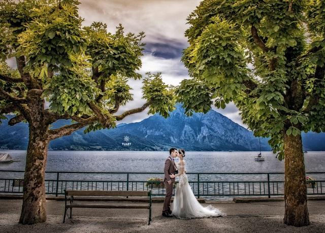 Bí quyết chụp ảnh cưới tiết kiệm (Ảnh 3)