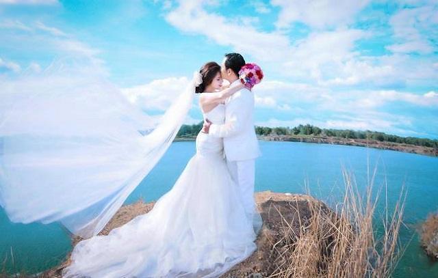 Bí quyết chụp ảnh cưới tiết kiệm (Ảnh 8)