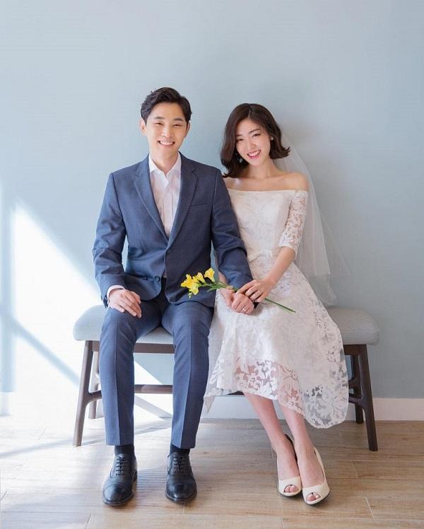 Chụp ảnh cưới theo phong cách Hàn Quốc - Ảnh 1