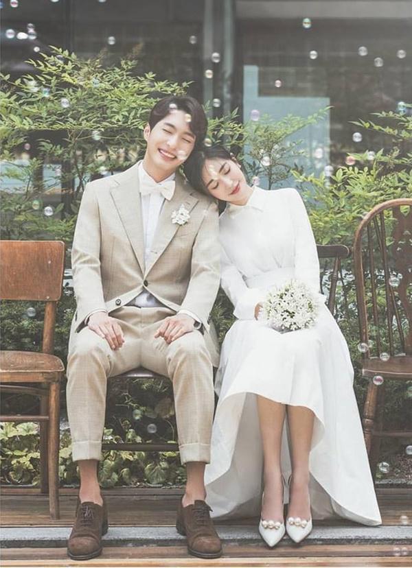 Chụp ảnh cưới theo phong cách Hàn Quốc - Ảnh 4