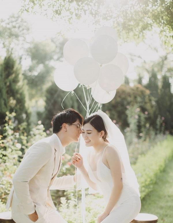 Chụp ảnh cưới theo phong cách Hàn Quốc - Ảnh 7