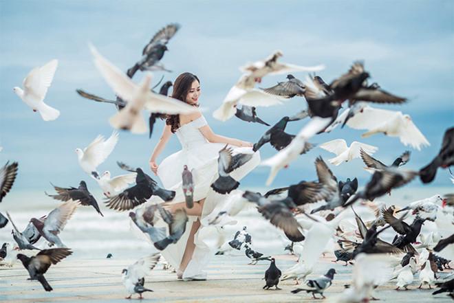 Những địa điểm chụp ảnh cưới đẹp như mơ ở Đà Nẵng - Ảnh 1
