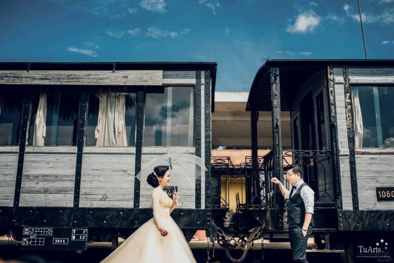 Nên chọn gói chụp hình cưới nào - Ảnh minh họa
