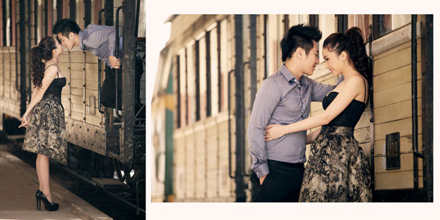 Những điểm chụp ảnh cưới đẹp nhất tại thành phố Đà Lạt - Hình ảnh 9