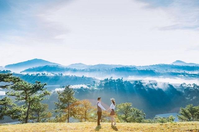 Những điểm chụp ảnh cưới đẹp nhất tại thành phố Đà Lạt - Hình ảnh 1