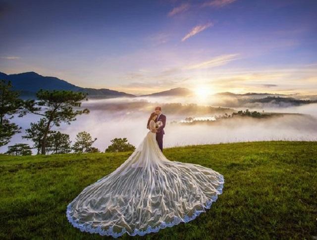 Những điểm chụp ảnh cưới đẹp nhất tại thành phố Đà Lạt - Hình ảnh 3
