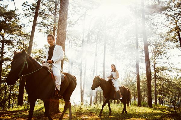 Những điểm chụp ảnh cưới đẹp nhất tại thành phố Đà Lạt - Hình ảnh 8