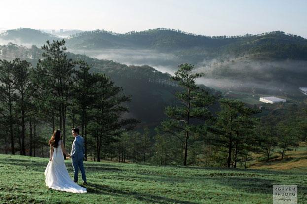 Những điểm chụp ảnh cưới đẹp nhất tại thành phố Đà Lạt - Hình ảnh 6