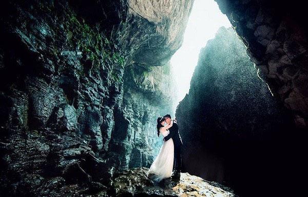 Bí quyết chụp ảnh cưới tiết kiệm (Ảnh 2)