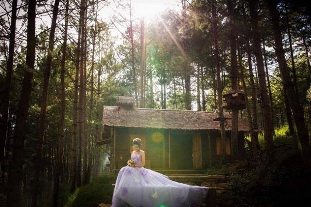 Những điểm chụp ảnh cưới đẹp nhất tại thành phố Đà Lạt - Hình ảnh 17