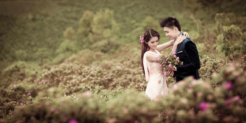 Bí quyết chụp ảnh cưới tiết kiệm (Ảnh 4)