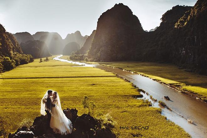 Những điểm chụp ảnh cưới đẹp như mơ ở Việt Nam - Ảnh 17