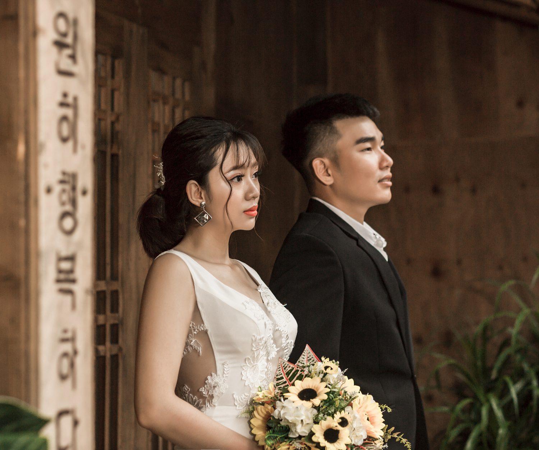 Chụp ảnh cưới phim trường L'amour 02