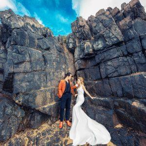 Ảnh Cưới Hồ Cốc - Hình ảnh 1
