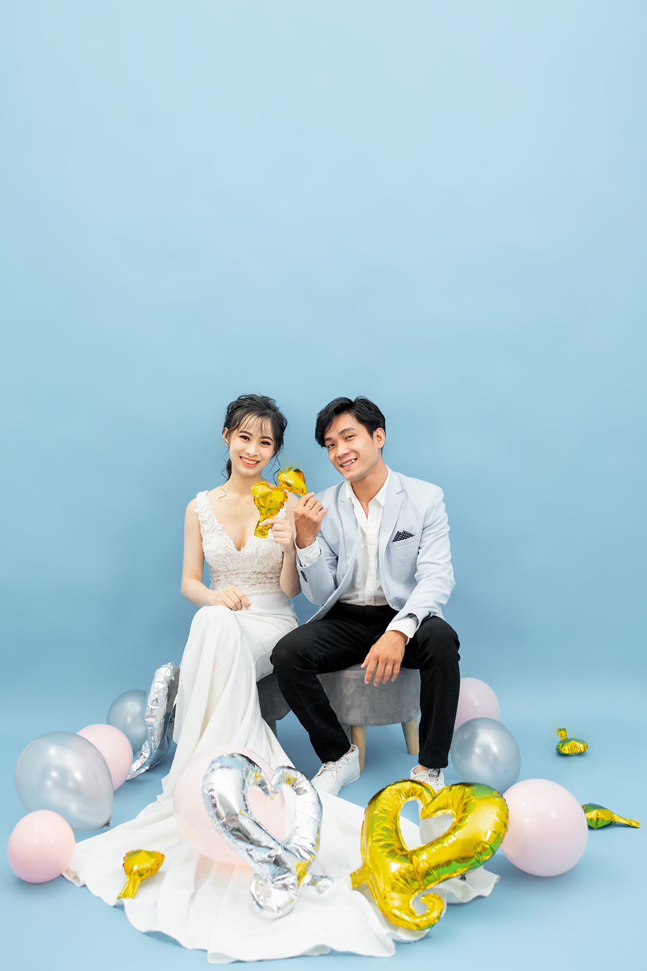 chụp ảnh cưới studio Hàn Quốc 02