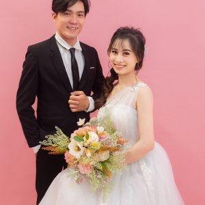 Chụp ảnh Cưới Hàn Quốc - Hình 22