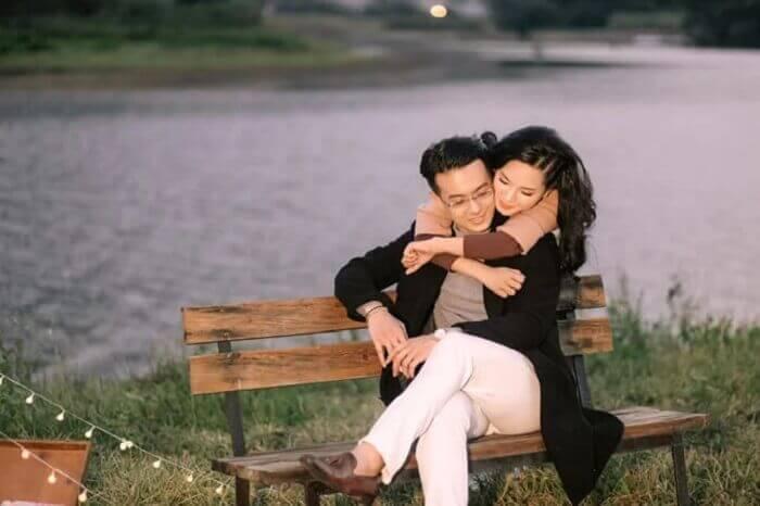 Ảnh cưới chụp ở Đà Nẵng ngỡ như đồng quê châu Âu - Ảnh 11