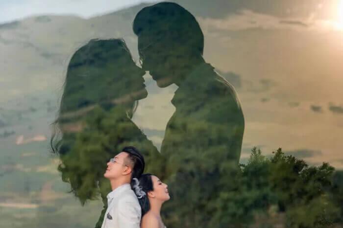 Ảnh cưới chụp ở Đà Nẵng ngỡ như đồng quê châu Âu - Ảnh 8
