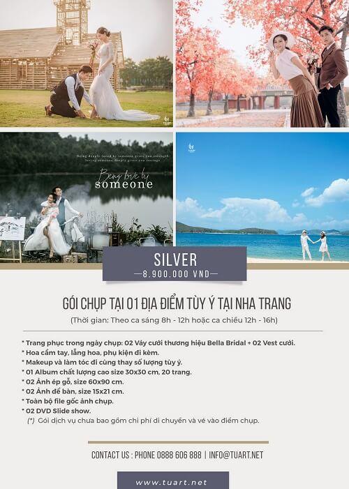 Bảng giá chụp hình cưới của Tuart Wedding tại Nha Trang - hình ảnh 1